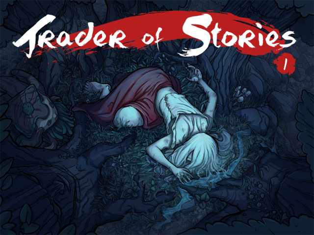 Speak to the trees and live a magical story in the point-and-click adventure 'Trader of Stories'