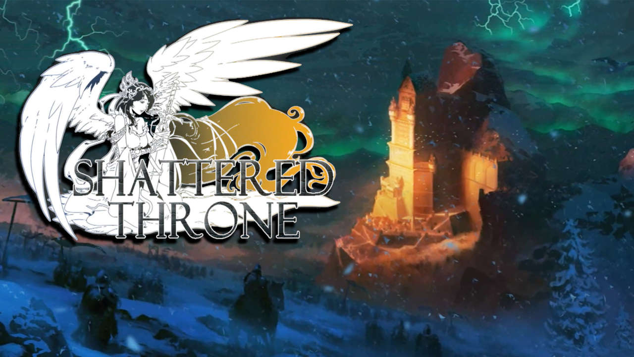 'Shattered Throne' is an unknown yet entertaining turn-based affair