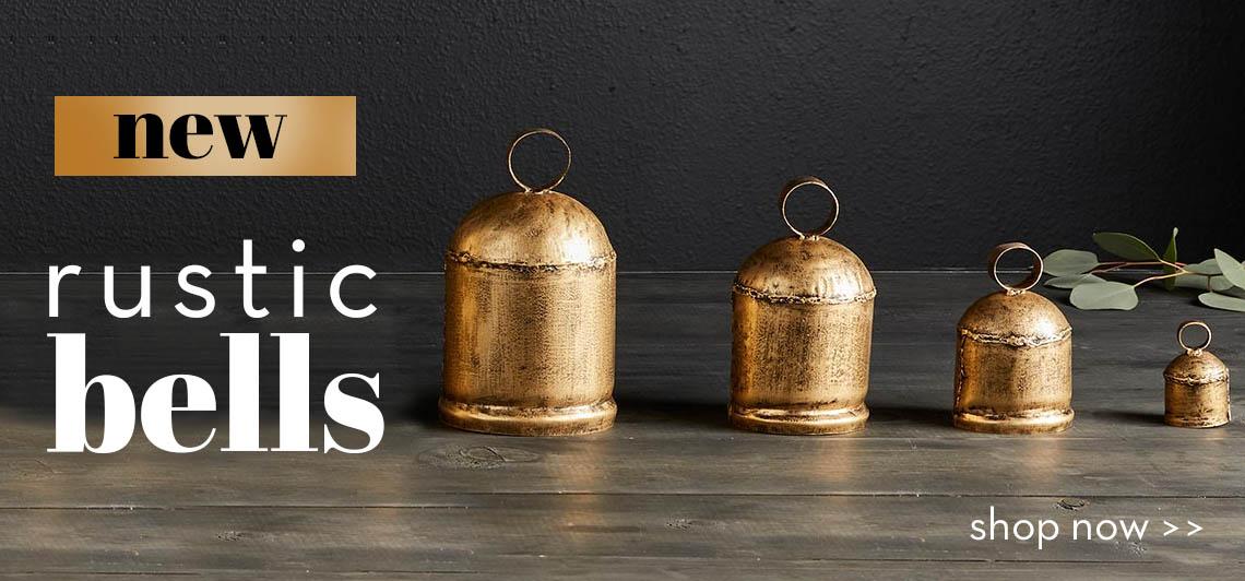 Rustic Bells - Shop now!