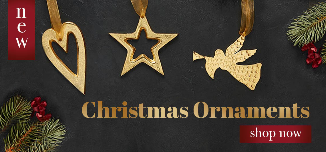 New Christmas Ornaments - Shop Now