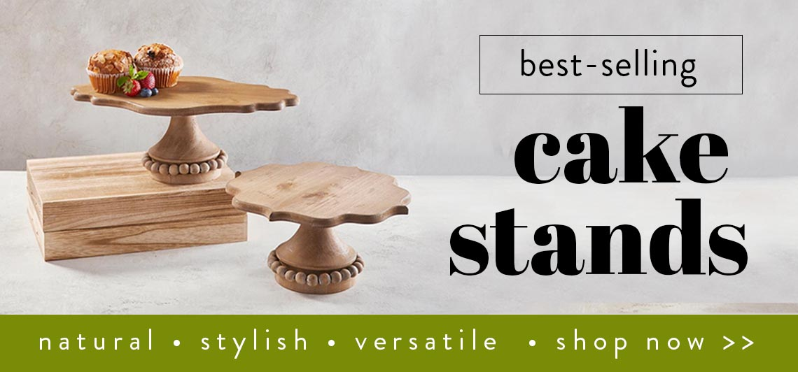 Cake Stands - Shop Now