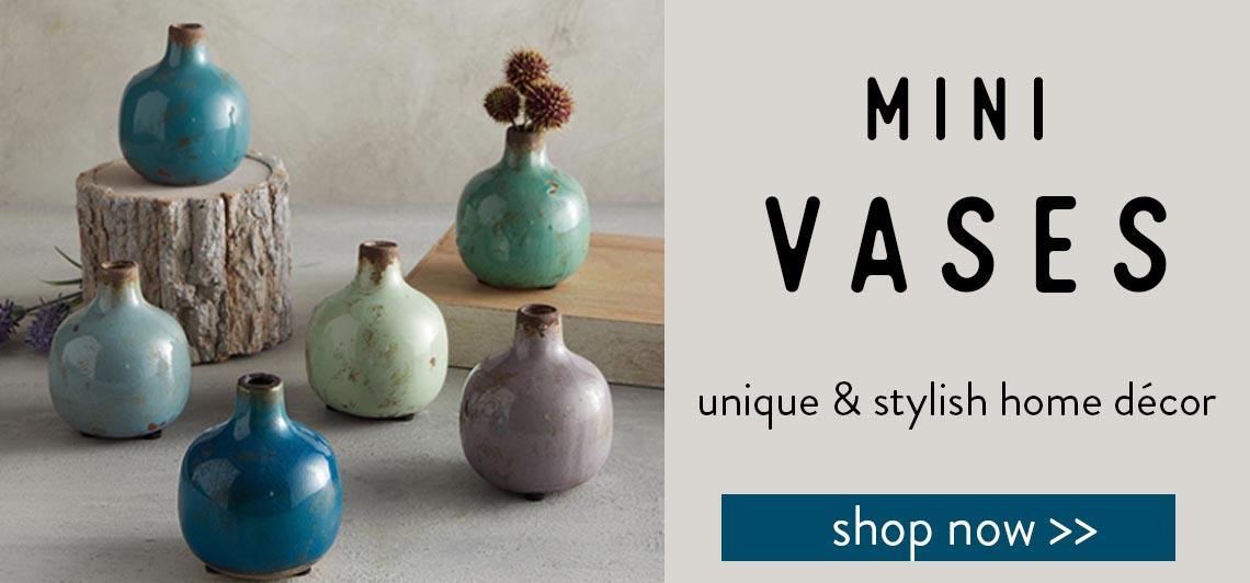 Mini Vases - Shop Now