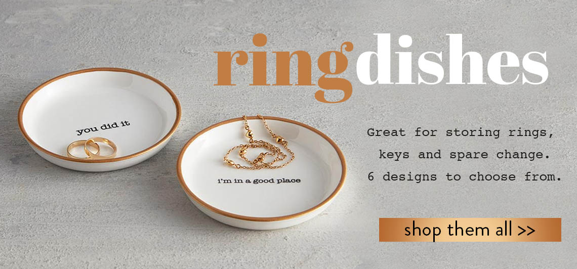 Ring Dishes - Shop Now