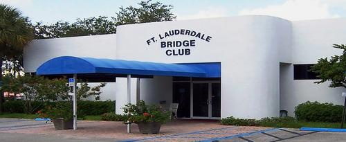 Ft Lauderdale Bridge Club