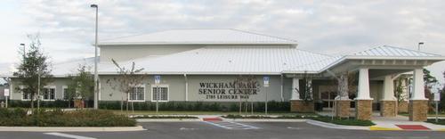 Wickham Park Senior Center