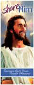 Share Him Prayer Cards (50 Pack)