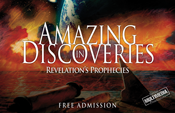 Amazing Discoveries Postcard (500 Pack)