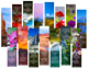 Inspirational Bookmarks (15 Pack)