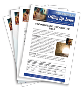 Lifting Up Jesus Bible Study Lessons Complete Set