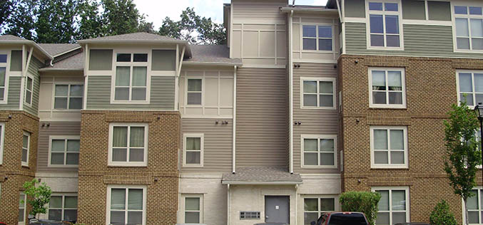 Adamsville Green Is A 90 Unit Apartment Project Set Aside For Seniors. A  Similar Program