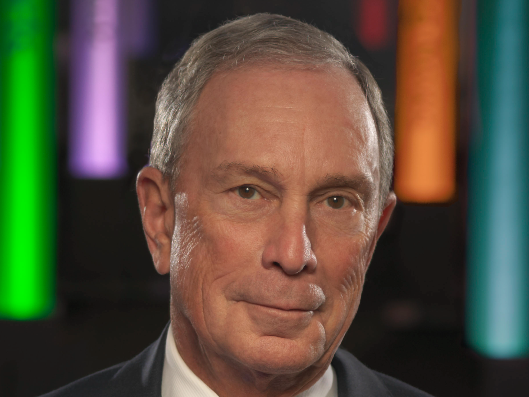 2020 Presidential Candidate Michael Bloomberg