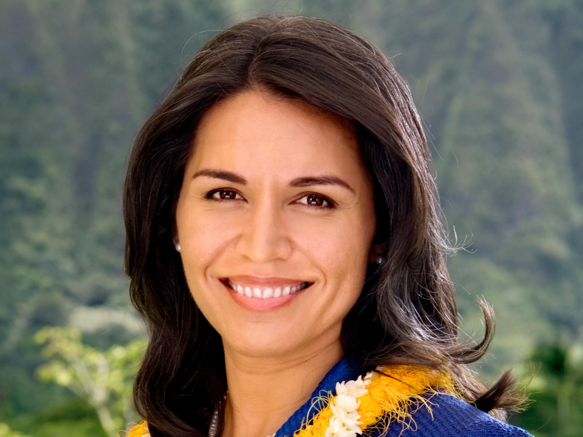 2020 Presidential Candidate Tulsi Gabbard