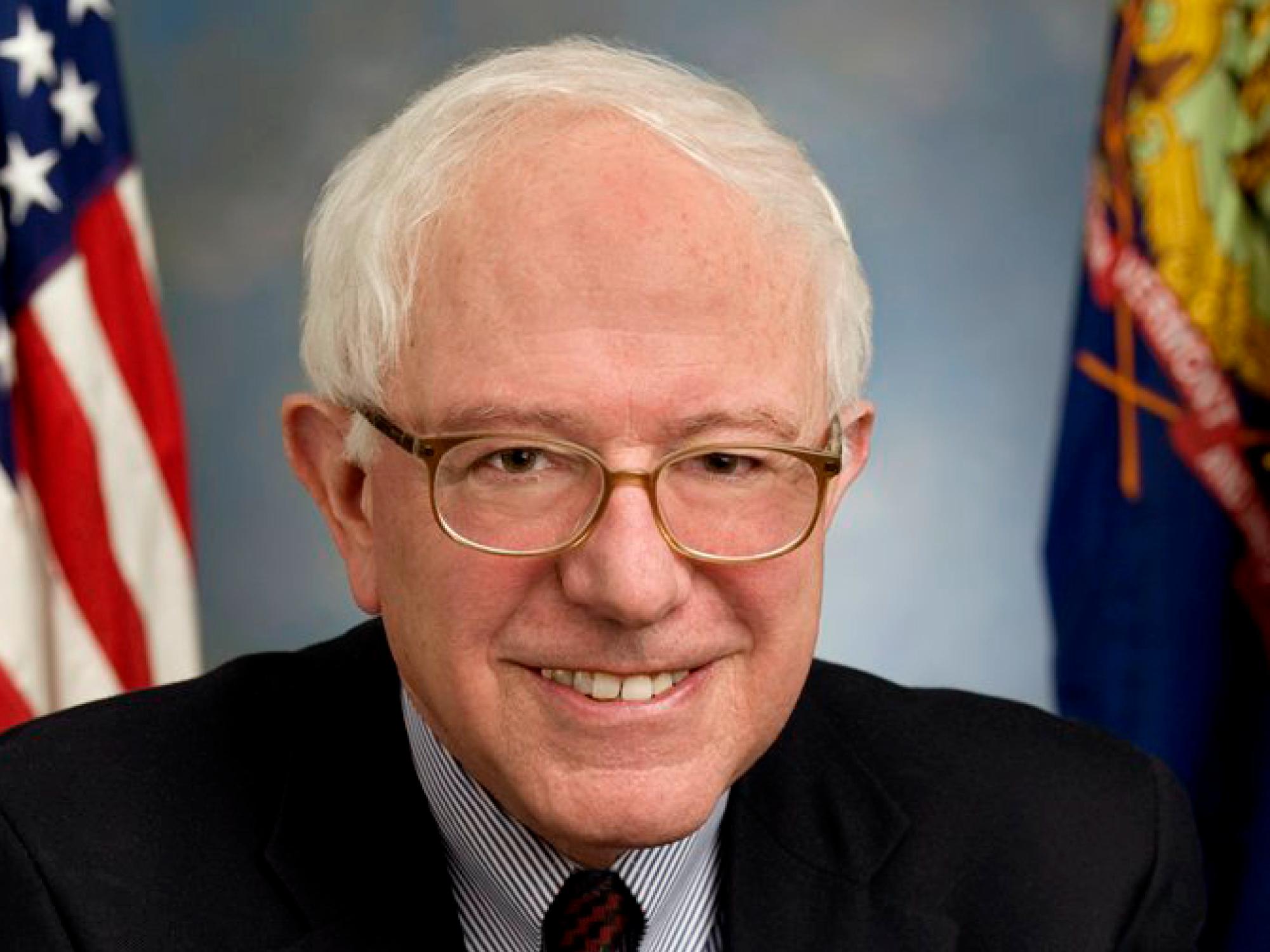 2020 Presidential Candidate Bernie Sanders