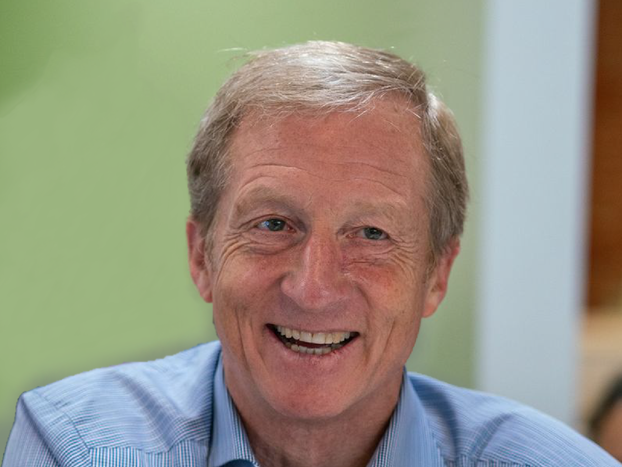 2020 Presidential Candidate Tom Steyer