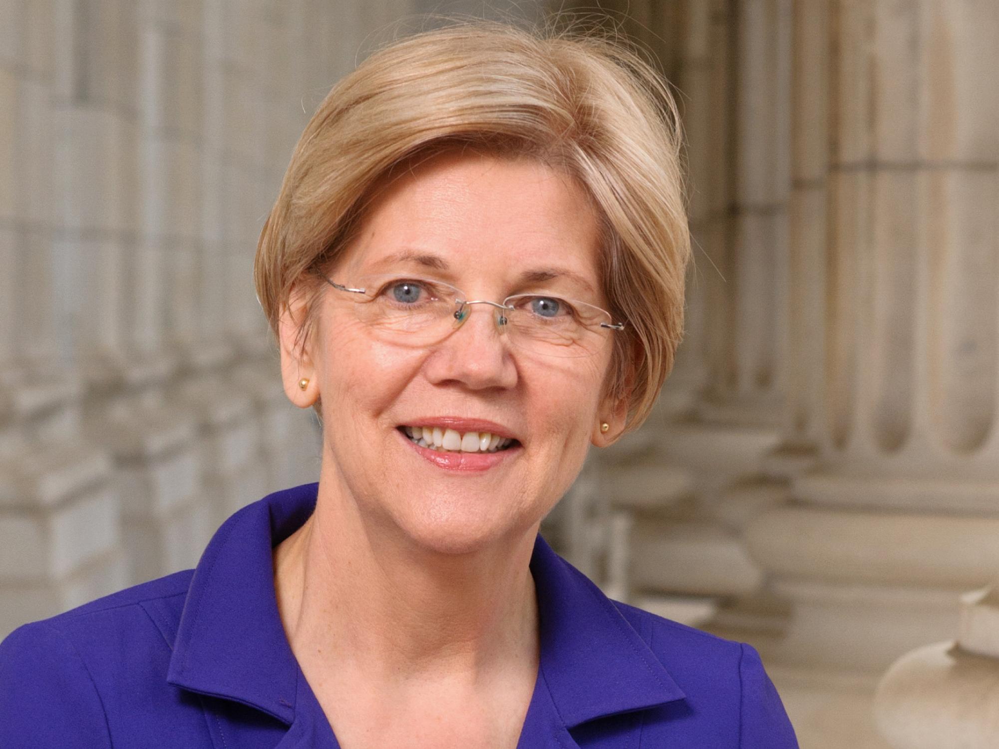 2020 Presidential Candidate Elizabeth Warren