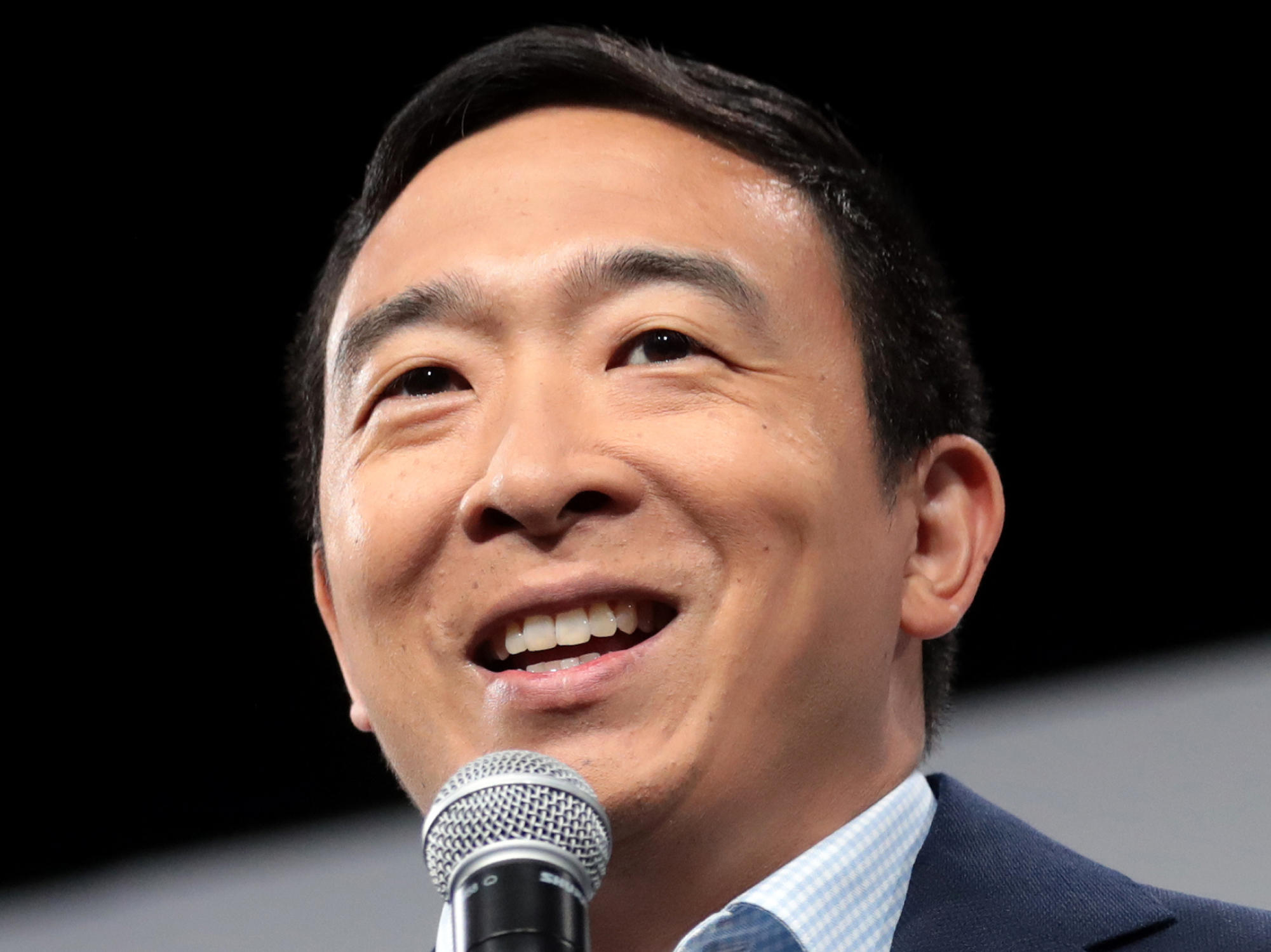 2020 Presidential Candidate Andrew Yang