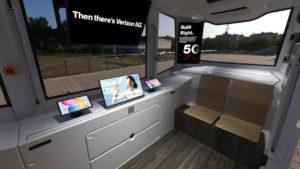Verizon 5G Shuttle