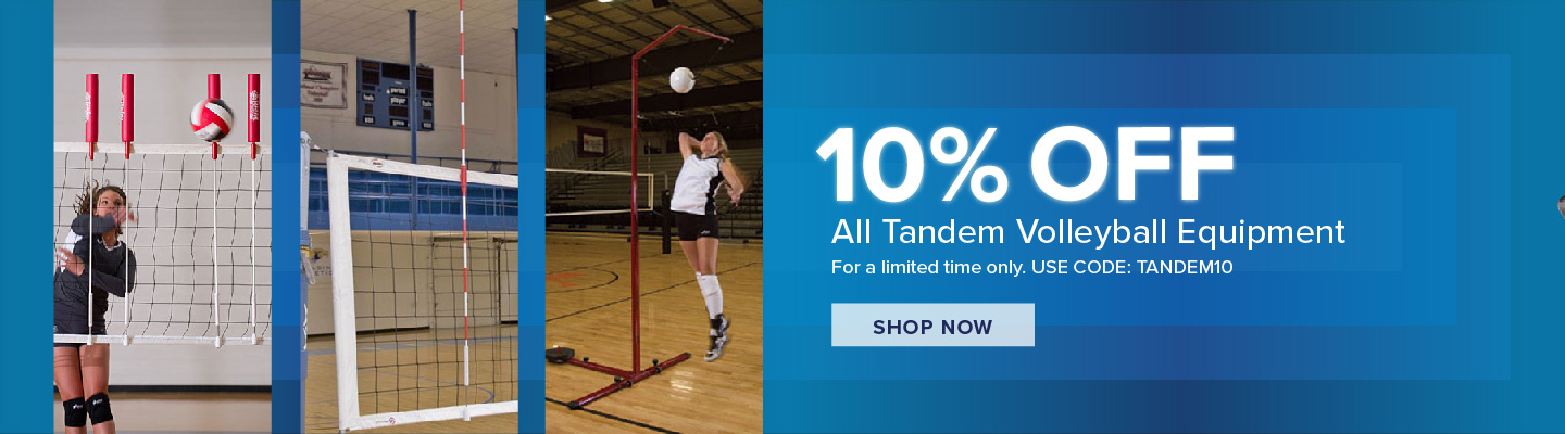 Tandem Equipment 10% Off Sale