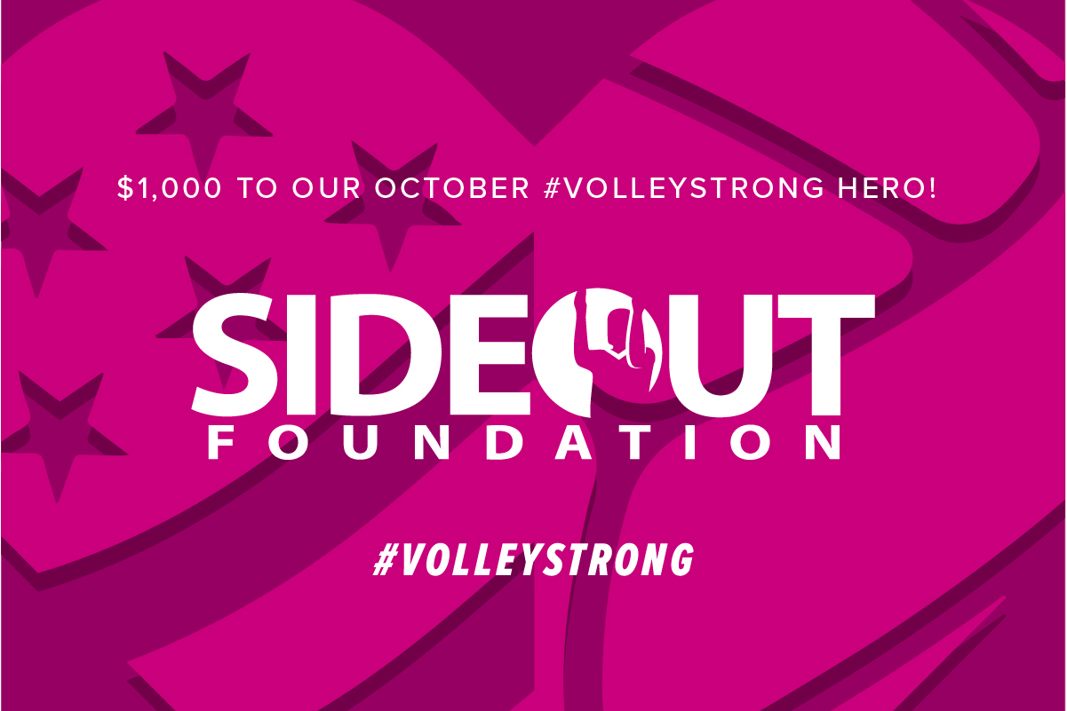 Sideout Foundation $1000 Gift Graphic