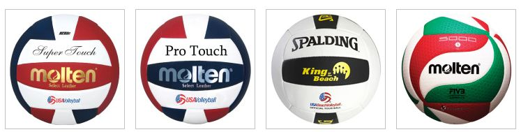 all-volleyballs
