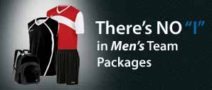 Men's Team Packages
