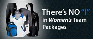 Shop Women's Team Packages