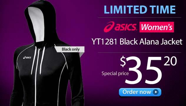 ASICS Alana Jacket Only $35.20