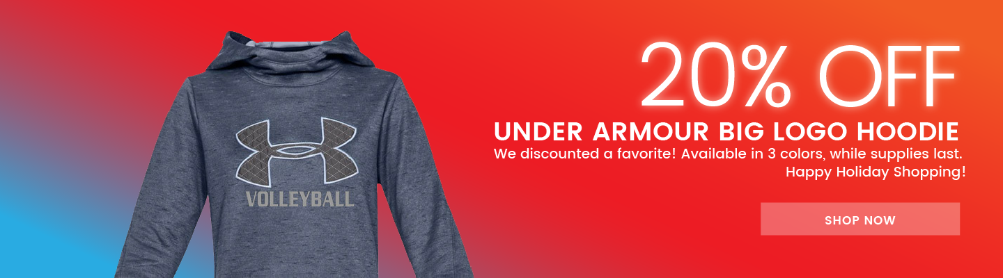 Under Armour Big Logo Hoodie Sale