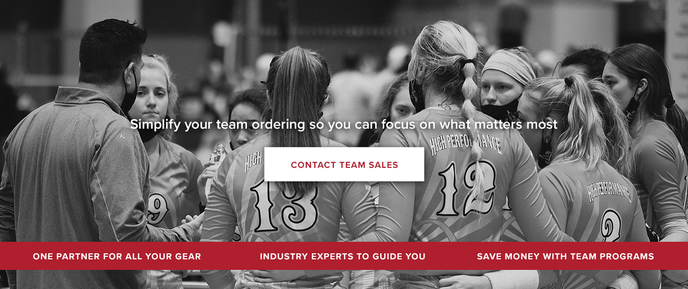 Contact Team Sales