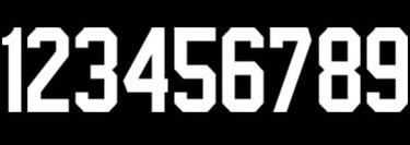 Pro Block - Numbers