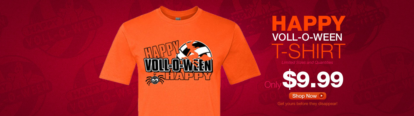 Happy Voll-o-Ween t-shirt