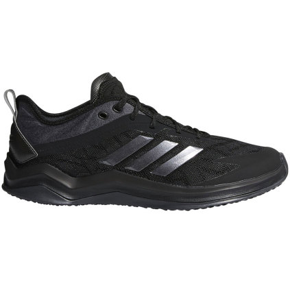 Adidas Men's Speed Trainer 4 Wide - Black