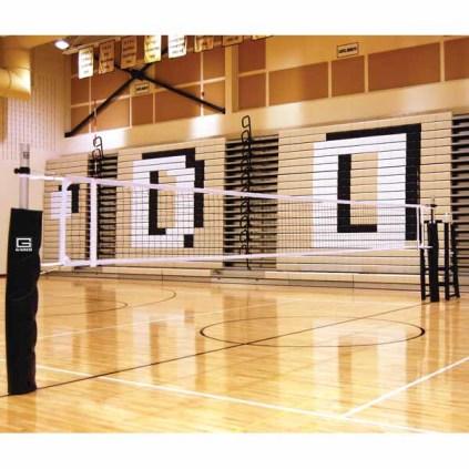 Gared RallyLine 2-Pole Universal Aluminum Volleyball System