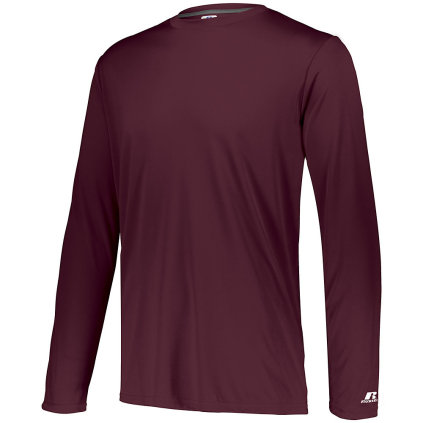 2eaa4d082 Men's Corporate Tees | Russell Men's Dri-Power Core Performance Long Sleeve  Tee