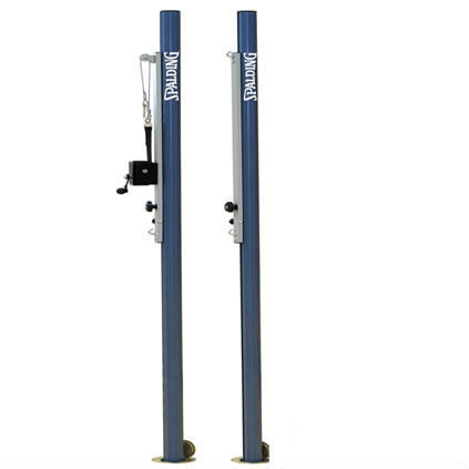 Volleyball Poles Amp Accessories Spalding Slide Multi
