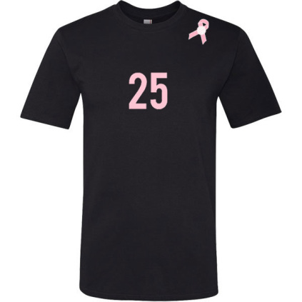 Men's Pink Ribbon Team T-Shirt