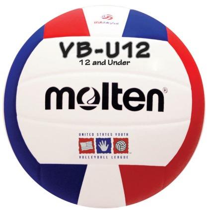Molten Lightweight VB-U12 Volleyball