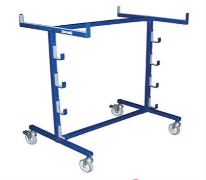 Spalding Volleyball Equipment Cart