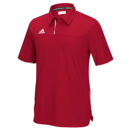 the latest be112 03ebd Adidas Men s Climacool Utility Polo