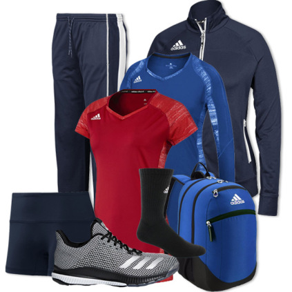 ebadcfcb View All Women's | Adidas Volleyball Team Package #4