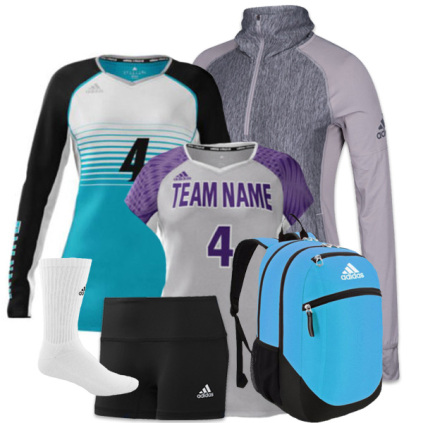Adidas Volleyball Team Package  3 2228dd653