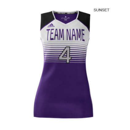 3a0f9b8f25e Adidas Women s mi Team (Custom   Sublimated) Sleeveless Jersey