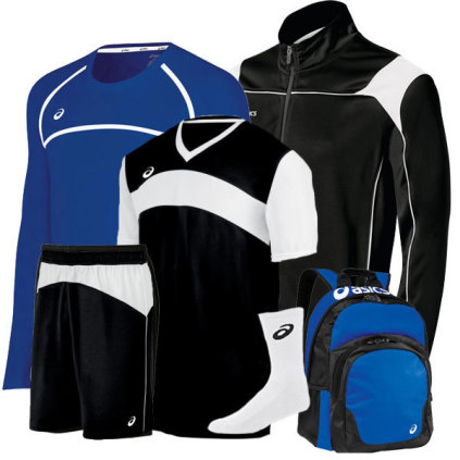 Men's ASICS Volleyball Team Package #3