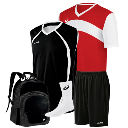 Men's ASICS Volleyball Team Package #2