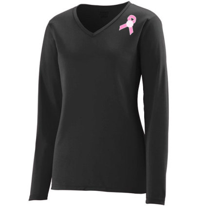 a9cbc0faf7c020 AU1788 Women s Force Jersey - Pink Ribbon. Enlarge icon