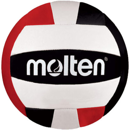 Autograph Volleyball - Molten Mini - Black/Red/White