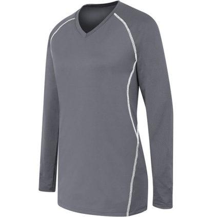 timeless design 19b36 72cfb High Five Women's Solid Long Sleeve Jersey