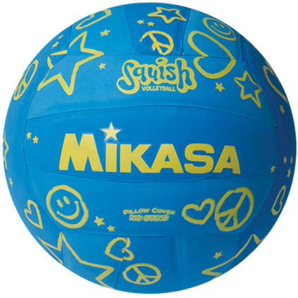 Mikasa VSV Squish Camp Indoor/Outdoor Volleyball