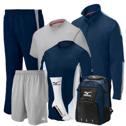 Men's Mizuno Volleyball Team Package #4