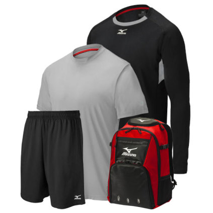 Men's Mizuno Volleyball Team Package #1
